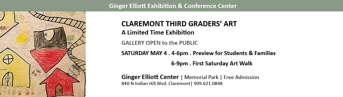 Third Graders Art Exhibition 2019