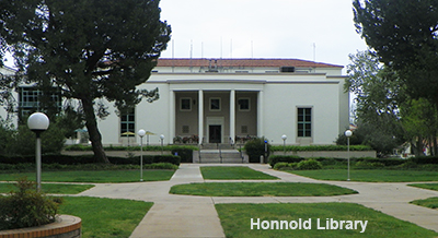 Photo Honnold Library