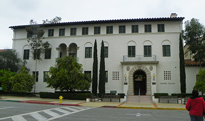 Tour Scripps College The Claremont Colleges