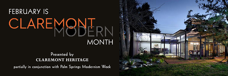 Claremont Modern Month Feb 2017