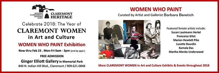 Women Who Paint Exhibition