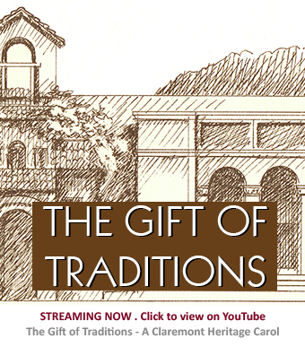 Claremont Heritage - The Gift of Traditions - A Claremont Heritage Carol video