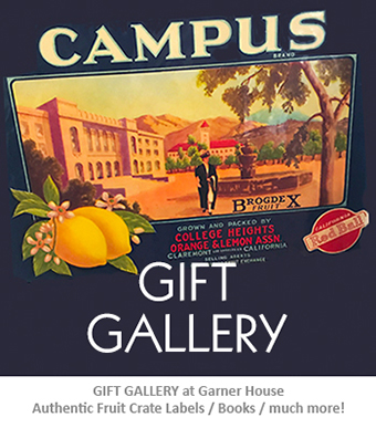 Shop Claremont Heritage Gift Gallery