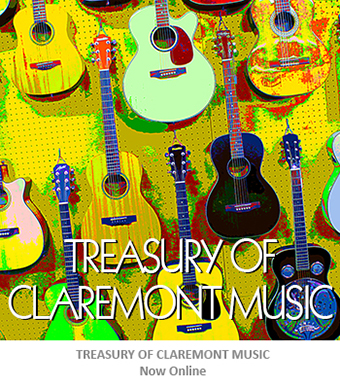 Treasury of Claremont Music website