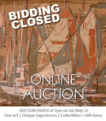 Online Auction - Claremont Heritage lithograph by Phil Dike