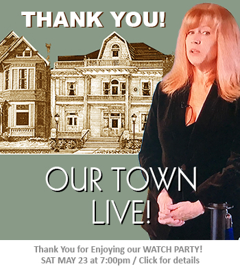 Our Town Live! Claremont Heritage