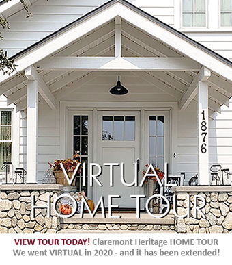 Claremont Heritage virtual Home Tour - View tour, today!